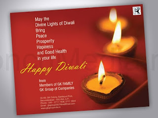 Diwali Business Greetings