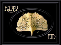 musical eid mubarak greetings