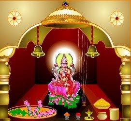 diwali laxmi aarti cards