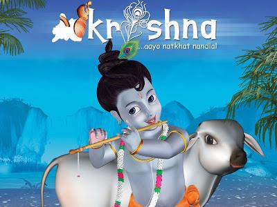 Sri Krishna Janmashtami Cards