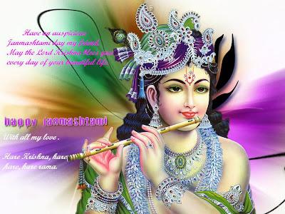 Janmashtami Festival Greetings