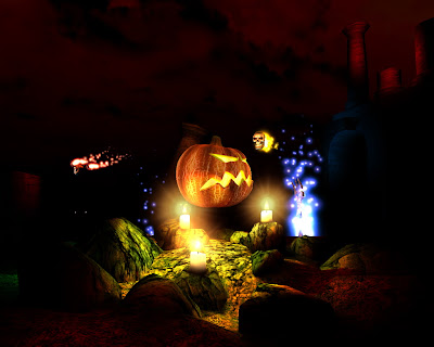 Download 3d Halloween Wallpapers
