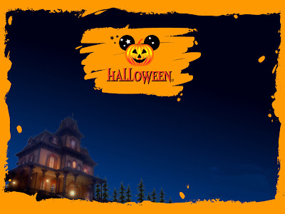 Disney World Halloween Wallpaper