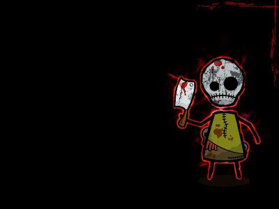 Creepy Halloween Ecard