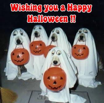 Halloween Prank Card