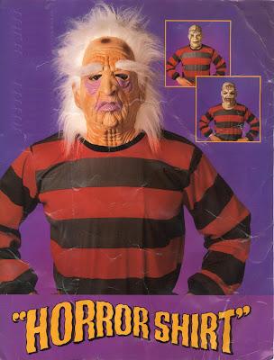 Halloween Horror Costumes