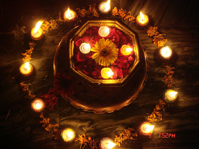 Diwali Flower Decorations