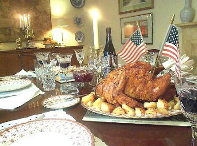 Traditional American Thanksgiving Cards