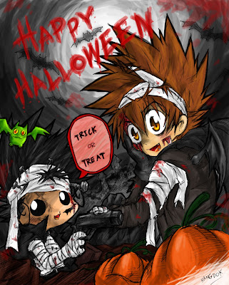 Download 2008 Halloween Wallpaper