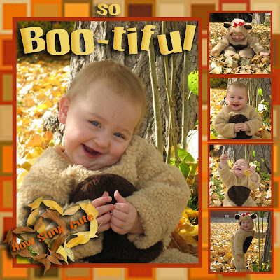 Halloween Boo-tiful Wallpaper