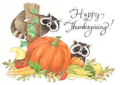 Happy Thanksgiving ECards