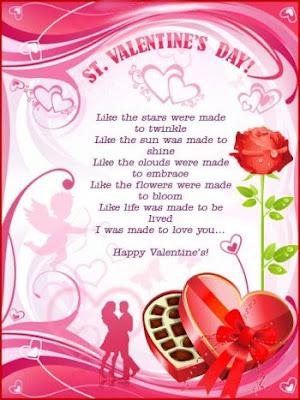 Online Valentine Card