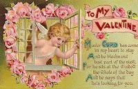 Free Valentine Cupid PostCard
