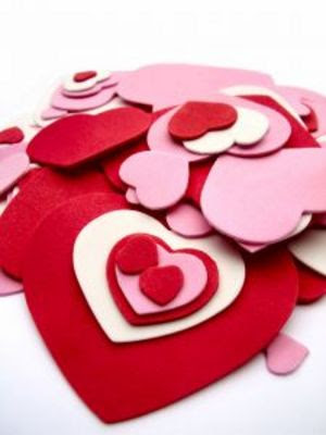 Romantic Valentine's Day Crafts