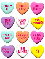 free valentines day candies