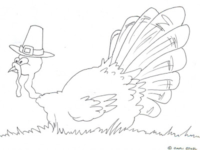 thanksgiving turkey page