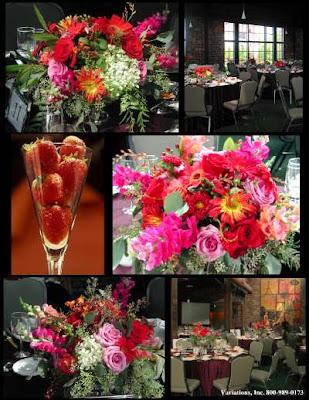 Valentine Flower Theme
