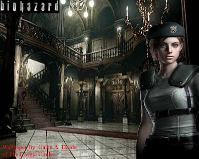 Download Jill Valentine Wallpaper