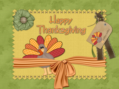 Free Happy Thanksgiving Wallpapers