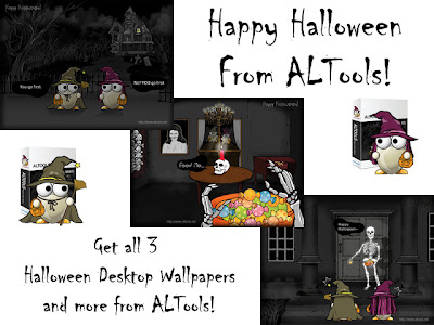 Download ALTools Halloween Wallpapers