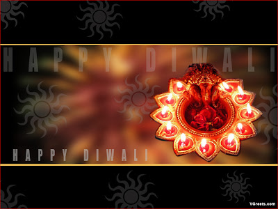 Happy Diwali Black Wallpapers
