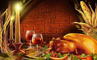 Download Animated Happy Thanksgiving Wallpaper