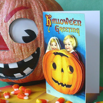 Halloween Paper Cards