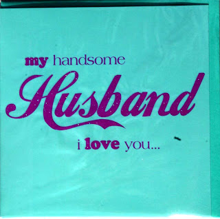 Valentine Card for Husband