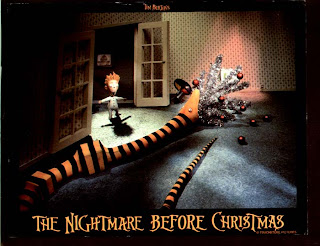 Nightmare Before Christmas Cards