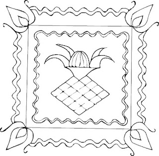 coloring pages for diwali