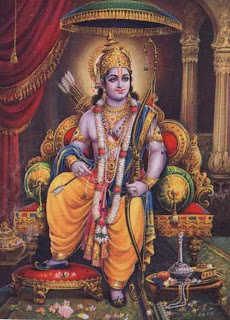 Wallpaper of Lord Rama