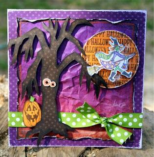 Create Your Own Halloween Card