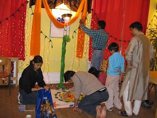 Decorations On Diwali