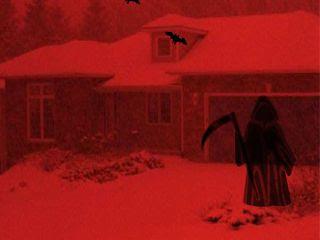 Blood Curdling Halloween Wallpaper