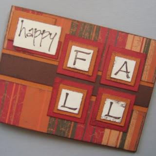Thanksgiving Handmade Greeting Cards