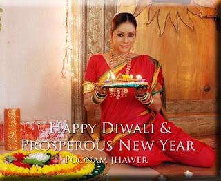 Personalised Diwali Cards