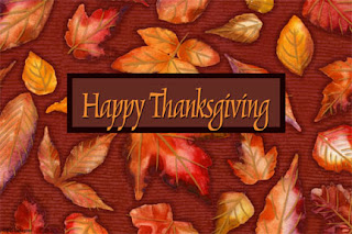 Free Happy Thanksgiving eCards