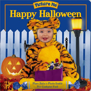 personalised card for halloween