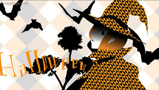 Halloween PSP Wallpaper