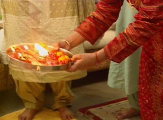 Tradition of Diwali Puja