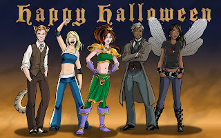 Halloween 1920x1200 Wallpaper