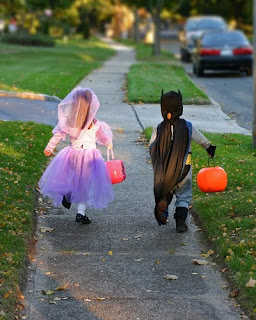 Cute Kids Halloween eCards