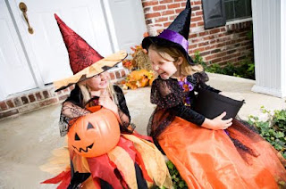 Kids Halloween Cards