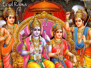 Hindus Celebrate Rama Arrival On Diwali