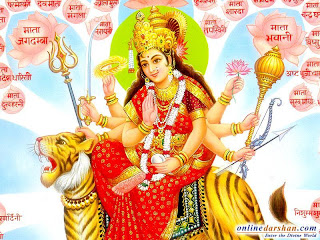 Navratri Festival Wallpaper