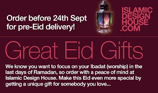 Islamic Eid Gifts