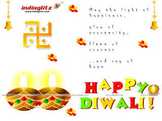 colorful deepawali wishes
