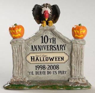Halloween Anniversary Cards