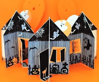 Best Halloween House Cards