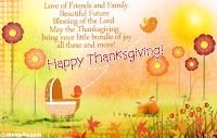 Funny Thanksgiving Blessings